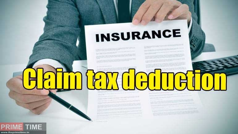 Claim tax deduction for GST paid on insurance premium ...